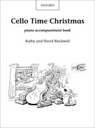 Cover for Cello Time Christmas: Piano Book