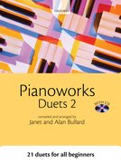 Cover for Pianoworks Duets 2 + CD