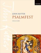 Cover for Psalmfest