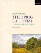 Cover for The Sprig of Thyme