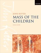 Cover for Mass of the Children