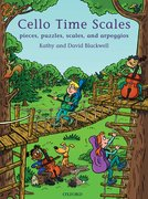Cover for Cello Time Scales