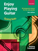 Cover for Enjoy Playing Guitar: Going Solo