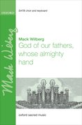 Cover for God of our fathers, whose almighty hand