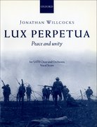 Cover for Lux perpetua