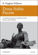 Cover for Dona Nobis Pacem