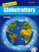 Cover for Clarinet Globetrotters + CD