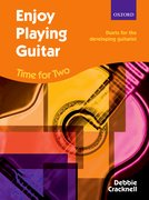 Cover for Enjoy Playing Guitar: Time for Two + CD