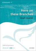 Cover for Here on these Branches