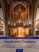 Cover for Oxford Hymn Settings for Organists: Advent and Christmas