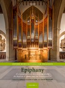 Cover for Oxford Hymn Settings for Organists: Epiphany