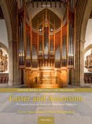 Cover for Oxford Hymn Settings for Organists: Easter and Ascension