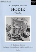 Cover for Hodie (This Day)