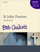 Cover for St John Passion