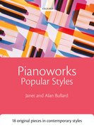 Cover for Pianoworks: Popular Styles