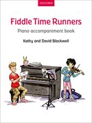 Cover for Fiddle Time Runners Piano Accompaniment Book