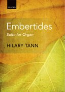Cover for Embertides: Suite for Organ