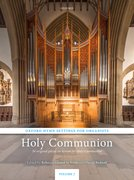Cover for Oxford Hymn Settings for Organists: Holy Communion