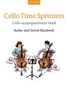 Cover for Cello Time Sprinters Cello Accompaniment Book