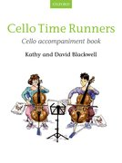 Cello Time Runners Cello Accompaniment Book