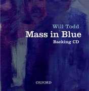 Cover for Mass in Blue