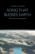 Cover for Song that blesses earth