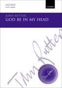 Cover for God be in my head