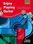 Cover for Enjoy Playing Guitar: Christmas Crackers