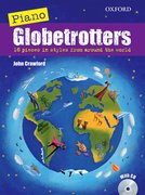 Cover for Piano Globetrotters + CD