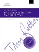 Cover for The Lord bless you and keep you