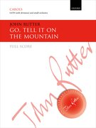 Cover for Go, tell it on the mountain