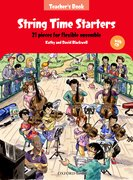 Cover for String Time Starters Teacher