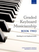 Cover for Graded Keyboard Musicianship Book 2