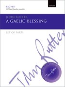 Cover for A Gaelic Blessing