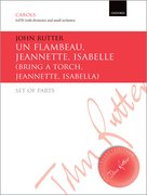 Cover for Un flambeau, Jeannette, Isabelle/Bring a torch, Jeannette, Isabella