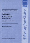 Cover for Bridal Chorus from <i>Lohengrin</i>