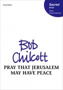 Cover for Pray that Jerusalem may have peace