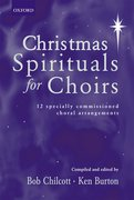Cover for Christmas Spirituals for Choirs