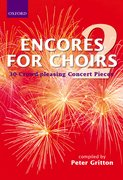 Cover for Encores for Choirs 2