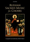 Cover for Russian Sacred Music for Choirs