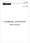 Cover for Salus aeterna