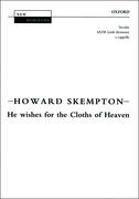 Cover for He wishes for the Cloths of Heaven