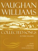 Cover for Collected Songs Volume 3