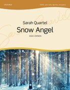 Cover for Snow Angel - 9780193512283