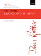 Cover for Rejoice and be merry