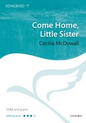 Cover for Come Home, Little Sister