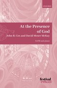 Cover for At the Presence of God