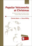 Cover for Popular Voiceworks at Christmas