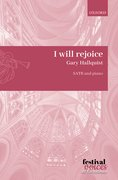 Cover for I will rejoice