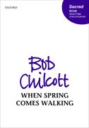 Cover for When spring comes walking